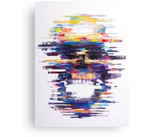 Distorted Value Canvas Print