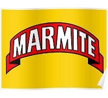 Marmite. Poster