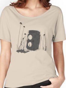 Revolution (Black) Women's Relaxed Fit T-Shirt