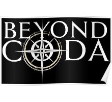 Beyond Coda Light Logo Poster