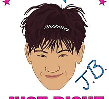 Got7 Just Right - JB by kpoplace