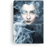 SMOKESCREEN 4 Canvas Print