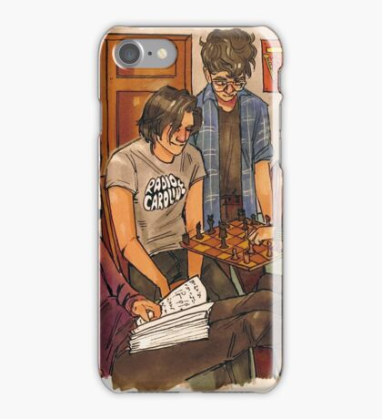 Marauders iPhone Case/Skin