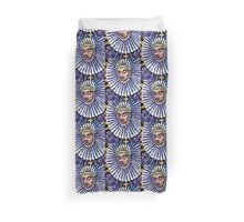 Icon-mary Duvet Cover