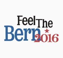 FEEL THE BERN III by aflyyy