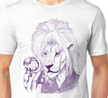 Goblin King of the Jungle (Blue Line) Unisex T-Shirt