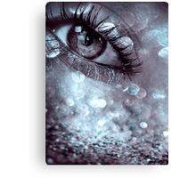 eye dream Canvas Print