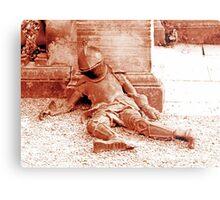 Fallen Soldier, Harewood House Metal Print