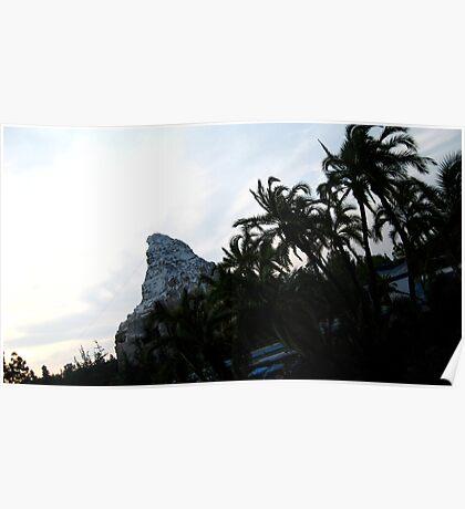 Fantasy Mountain  Poster
