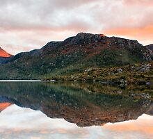 Perfect Conditions_Cradle Mountain by Sharon Kavanagh