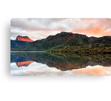 Perfect Conditions_Cradle Mountain Canvas Print