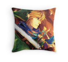 Hyrule Warriors Throw Pillow