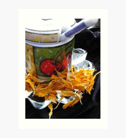 Jam Jar Art Print