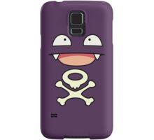 Koffing face Samsung Galaxy Case/Skin