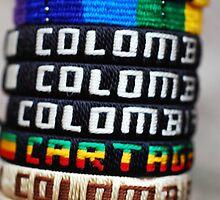 colombia bracelets by Kymberly Janisch
