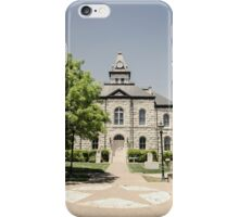 Glen Rose iPhone Case/Skin