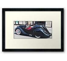 Custom VW Framed Print