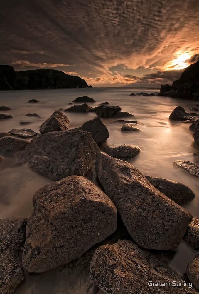 Dalbeg, Isle of Lewis by Graham Stirling