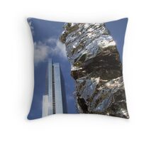 Art and Architecture Throw Pillow