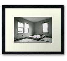 Guest Quarters Framed Print