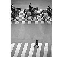 Avenue Daumesnil, Paris Photographic Print