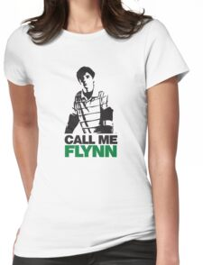 Walter Jr. Womens Fitted T-Shirt