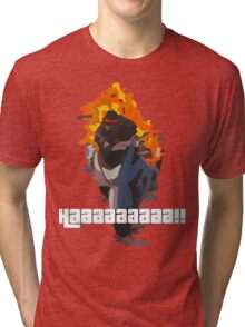 Daveman42's Scream GTA Online Tri-blend T-Shirt