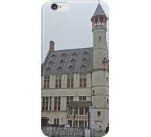 The Turret, Ghent, Belgium iPhone Case/Skin