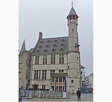 The Turret, Ghent, Belgium Unisex T-Shirt