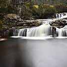 Pencil Pine Falls_Cradle Mountain by Sharon Kavanagh