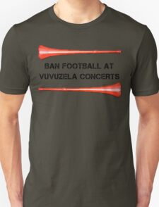 Concerto for Vuvuzela Tee - 1 Unisex T-Shirt