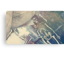 Adventure Bones Canvas Print