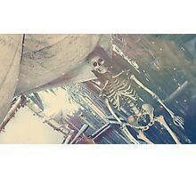 Adventure Bones Photographic Print