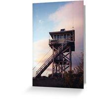 Manzanita Lookout,Grants Pass,Oregon Greeting Card