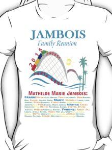 JAMBOIS REUNION T-Shirt