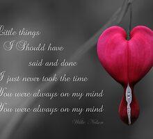 Always On My Mind by JHRphotoART