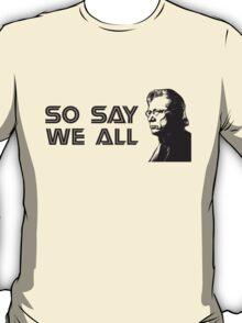 Admiral Adama T-Shirt