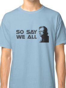 Admiral Adama Classic T-Shirt