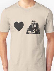 Roslin and Adama Unisex T-Shirt