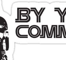 Cylon Sticker