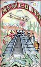 Mexico Diary 1999 by John Dicandia ( JinnDoW )
