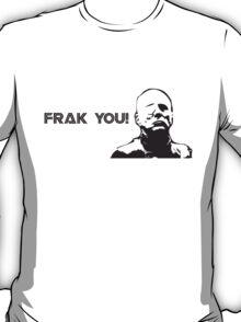 Colonel Tigh 2 T-Shirt