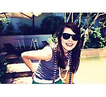 Make Me Smile Photographic Print