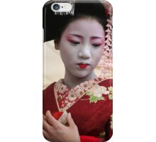 Maiko Umeraku 梅らく iPhone Case/Skin