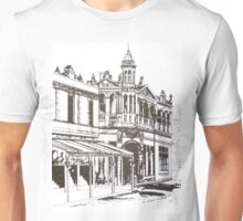 Kensington, Melbourne Victoria.  Bellair St ©  Unisex T-Shirt
