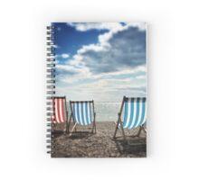 Relax! Spiral Notebook