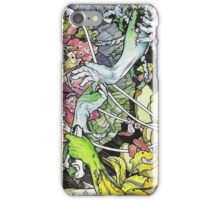 Body Parts iPhone Case/Skin