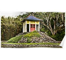 Temple: Avery Island Poster