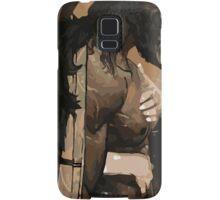 Blackwall Tarot Card 2 Samsung Galaxy Case/Skin