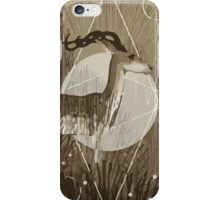Halla Tarot Card iPhone Case/Skin